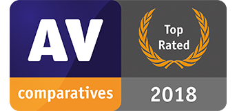 AV-Comparatives Award: Outstanding Security