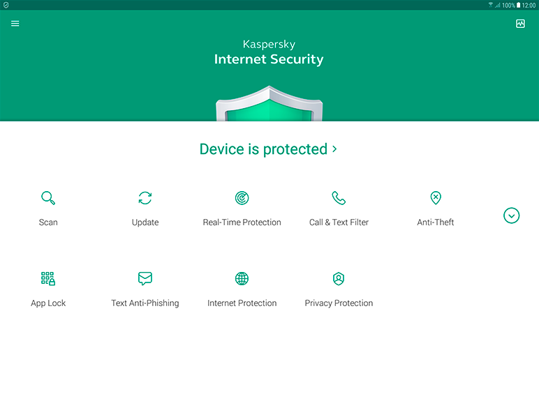 Kaspersky Total Security Secure Connection