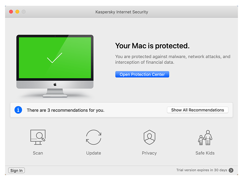 antivirus for mac trial version