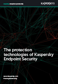 The Protection Technologies of Kaspersky Endpoint Security