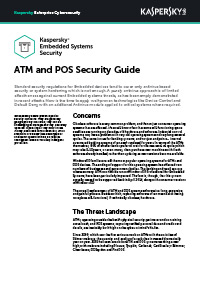 ATM and POS security guide